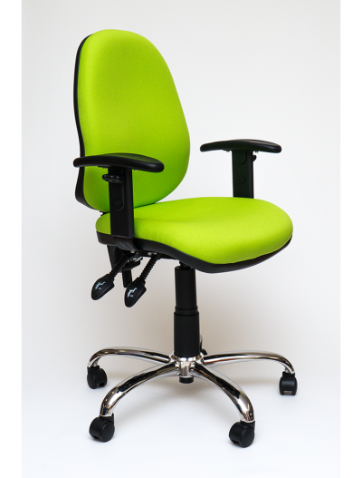 Office chair Operator 1A with adjustable arms