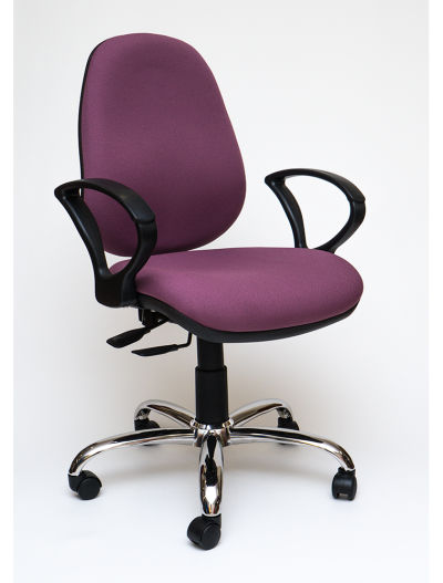 Office chair Operator 2A with fixed arms