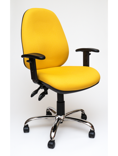 Office chair Operator 4A with adjustable arms