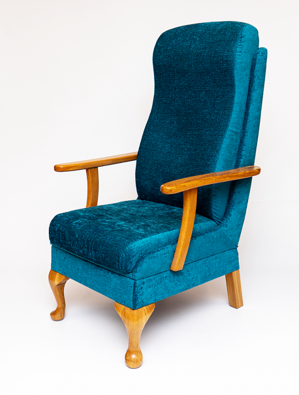 Domestic chair Queen Anne Made to measure