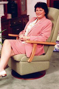 Máire Geoghegan Quinn - Jacobsen Chairs